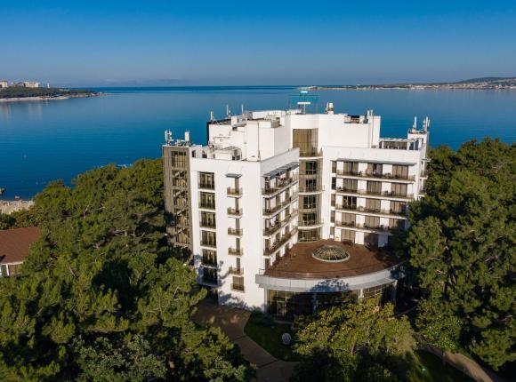 Приморье Grand Resort Hotel 4*, Геленджик