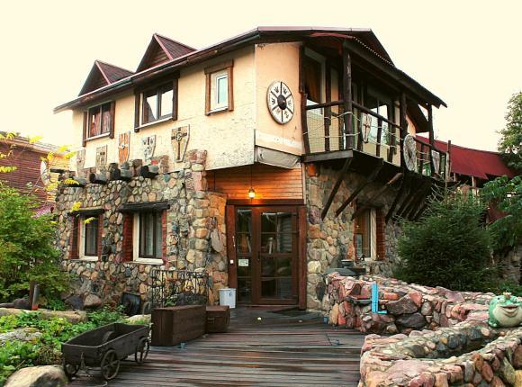 Гостевой дом Замок, Важинская Пристань