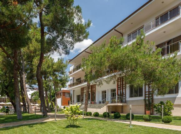 Отель Приморье Grand Resort Hotel 3*, Геленджик