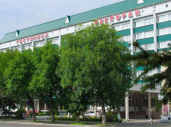 Гостиница Центральная, Бийск