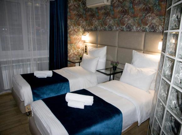 Мини-отель Барбарис, Березники