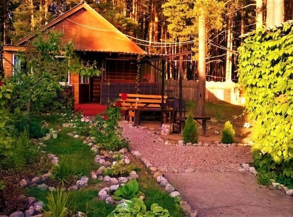 Дом для отпуска На турбазе Чайка у Селигера, Селижарово