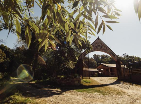 Гостевой дом Три медведя, Каменномостский, Республика Адыгея