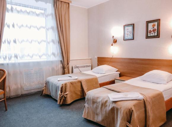 Smart Hotel КДО Самара