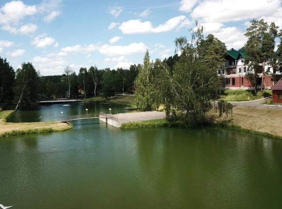 Парк-Отель Лесные Пруды, Черноголовка
