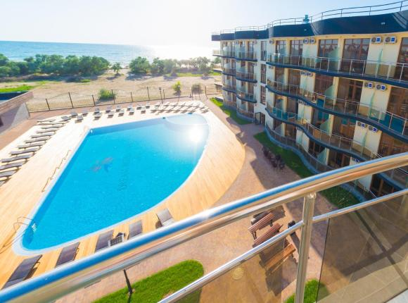 Отель Dream Анапа