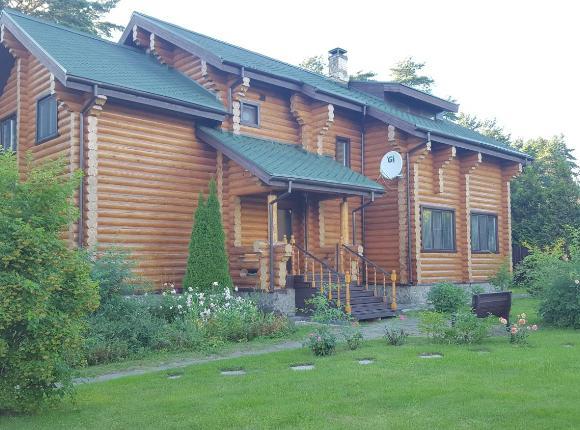 Гостевой дом у реки и заповедника, Серпухов