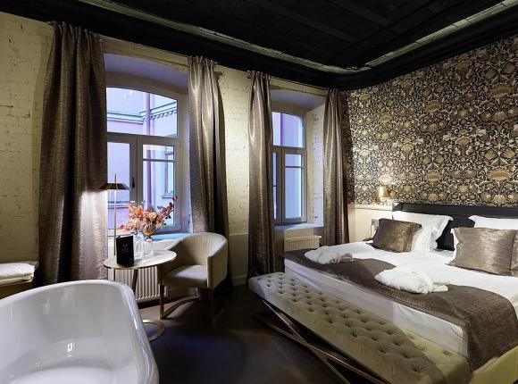 Бутик-Отель Арбат 6, Москва