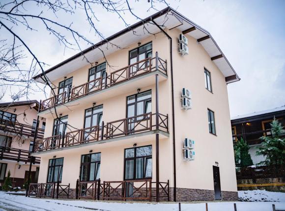 Апарт-отель Steford Aparts, Красная Поляна