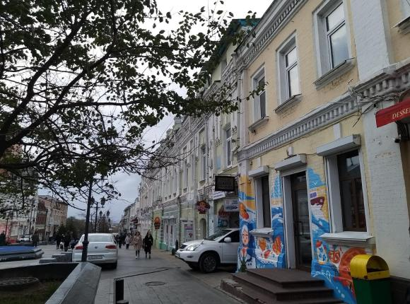 Admiral house, Владивосток