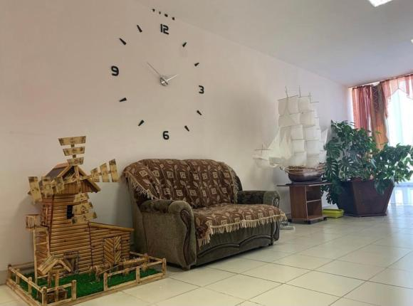Гостиница Олимп, Зеленокумск