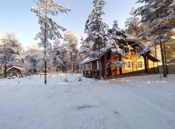 Дом для отпуска Территория Уюта, Янишполе