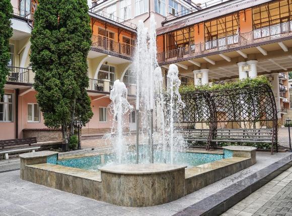 Отель Радуга, Кисловодск