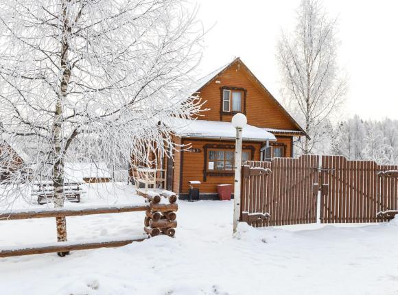 База отдыха Ватцы, Валдай, Новгородская область