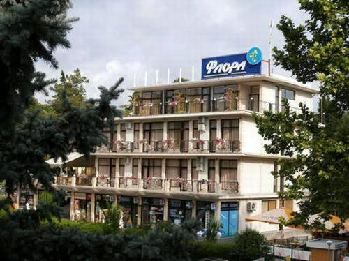 Отель Флора, Адлер