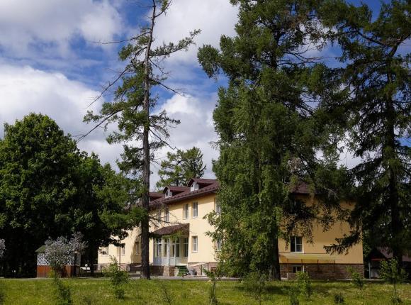 База отдыха Староладожская Дача, Чернавино