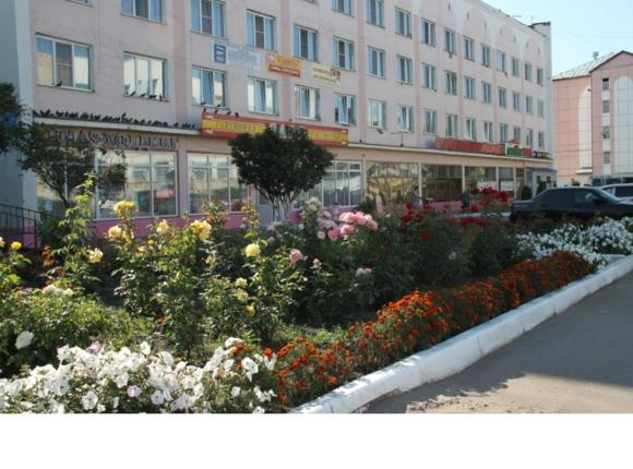 гостиница ЗАРЯ, Алатырь
