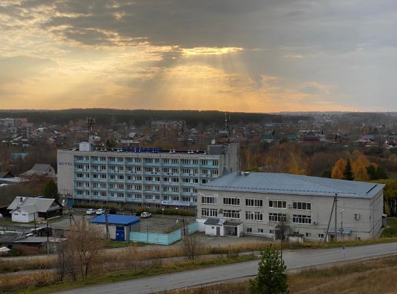 Гостиница Сталагмит, Кунгур