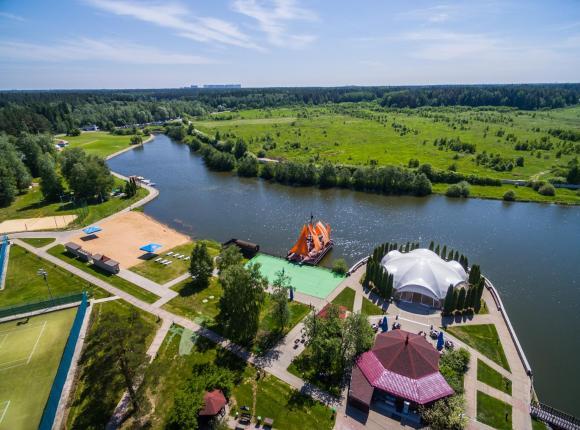 Загородный отель Moscow Country Club, Нахабино