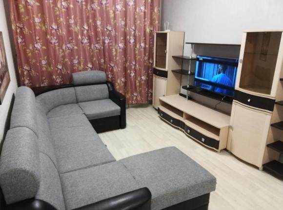 1-комнатная квартира Арктическая 4-115, Салехард