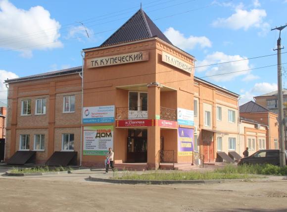 Гостиница Купеческая, Троицк, Челябинская область