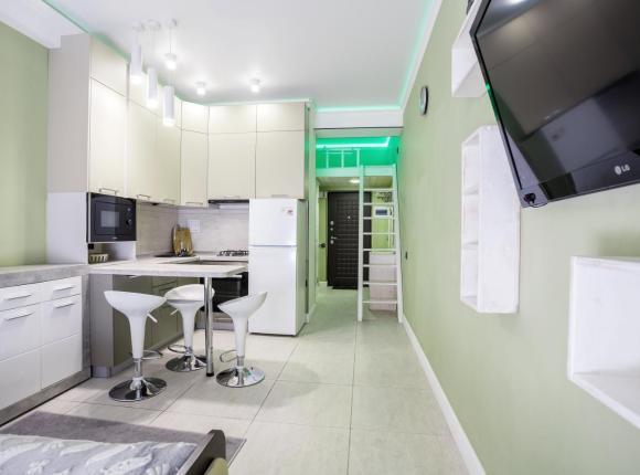 Квартира на Санаторной, 46, Сочи