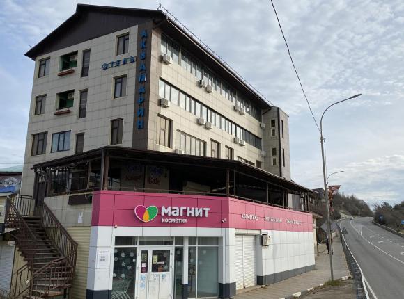 Отель Аквамарин, Лермонтово