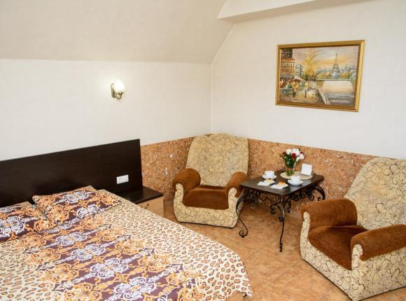 Отель Tolstogo City, Новосибирск
