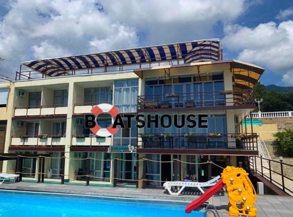 Отель Boats House, Геленджик