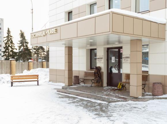 Отель Белые ночи, Петрозаводск
