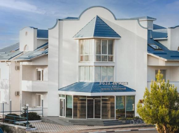 Отель Роза Ветров, Архипо-Осиповка