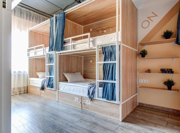 Roomy Hostel, Екатеринбург