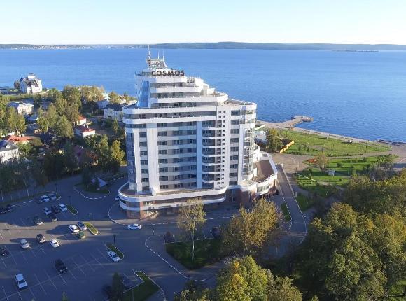 Отель Cosmos Petrozavodsk Hotel, Петрозаводск