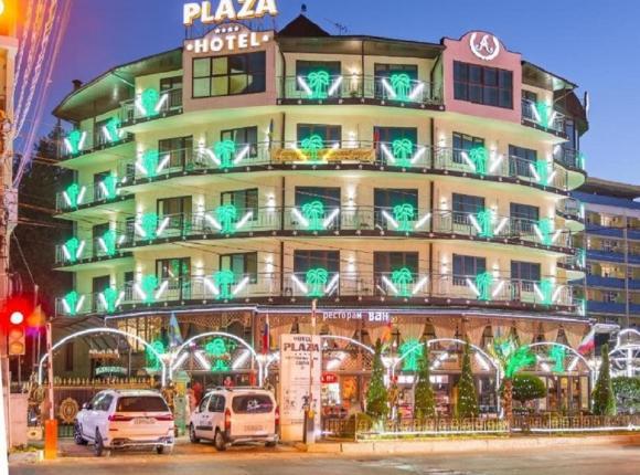 Отель Плаза, Анапа