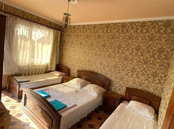 Отель Мартлен, Адлер
