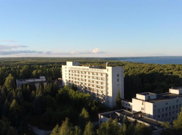 Санаторий Ленина, Ульяновск