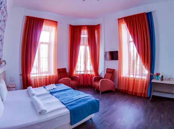 Отель Сквер Высоцкого, Самара
