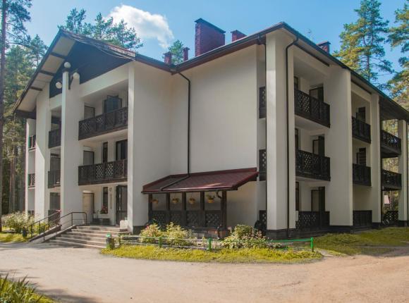 Парк-Отель Северное сияние, Валдай, Новгородская область