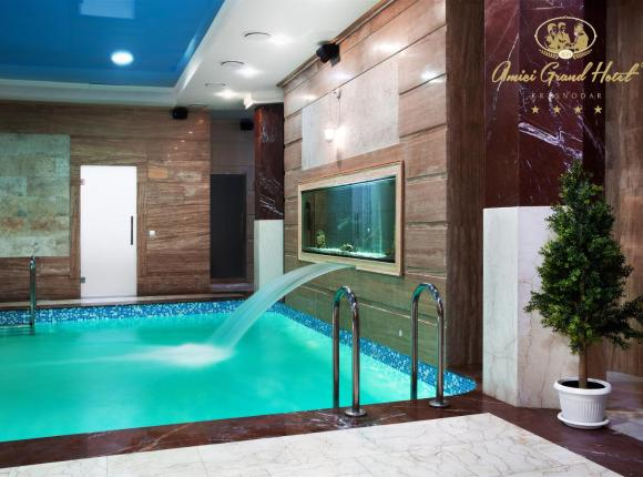 Отель Amici Grand Hotel, Краснодар