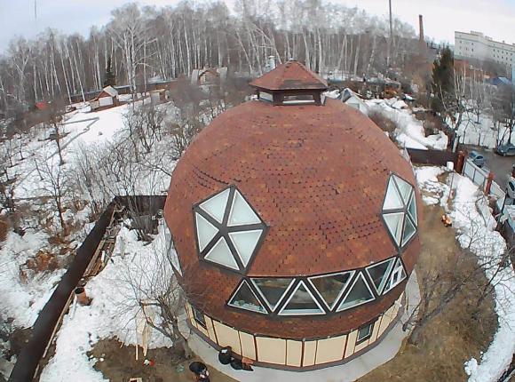 Купольный дом, Казань