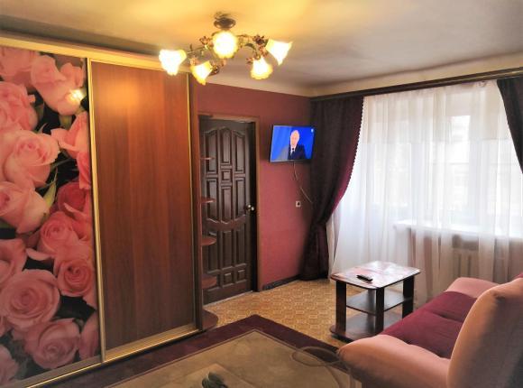 Apartment on Chapayeva 39, Дзержинск