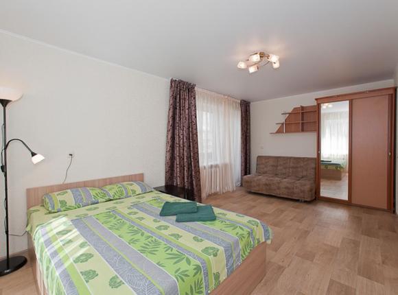 Апартаменты Сони Кривой 61, Челябинск