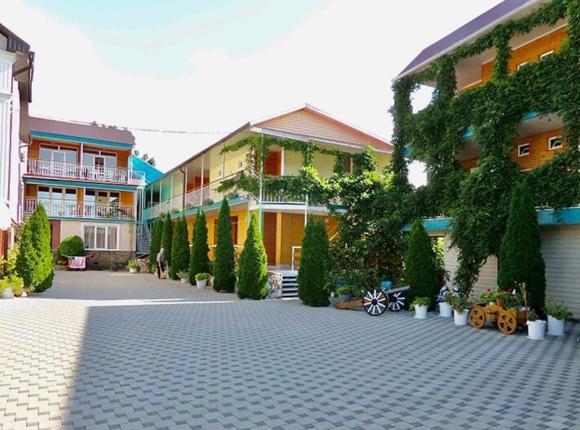 Кругозор, Лермонтово