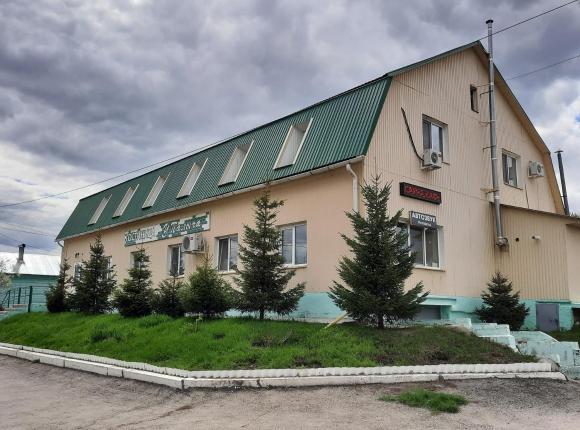Гостиница у Палыча, Вольск