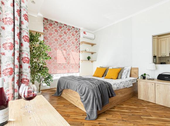 Depart ApartHotel Open Space In Bolshoy, Краснодар