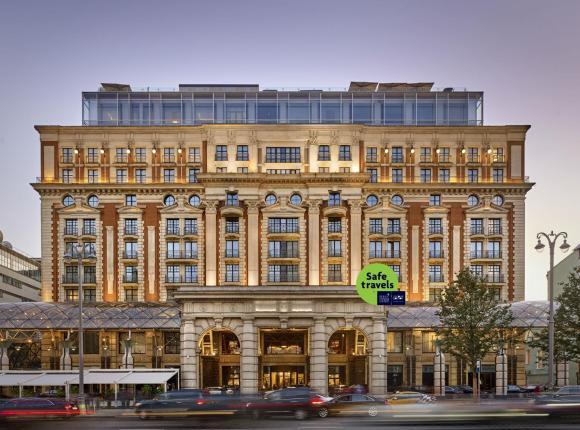 Отель Ритц-Карлтон Москва
