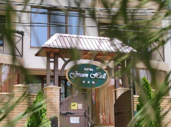 Отель Green Hall, Эсто-Садок