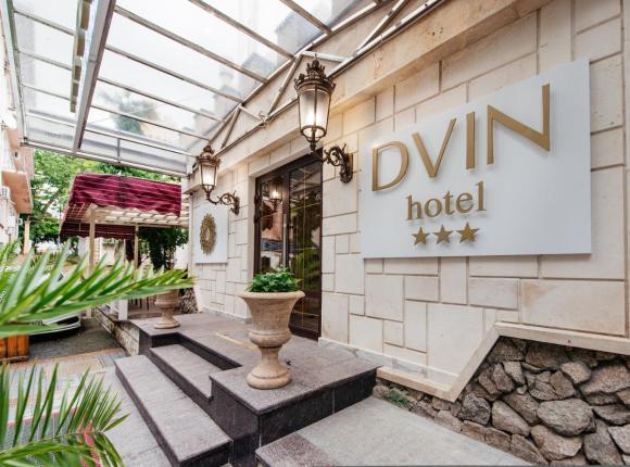 Отель Двин, Лазаревское