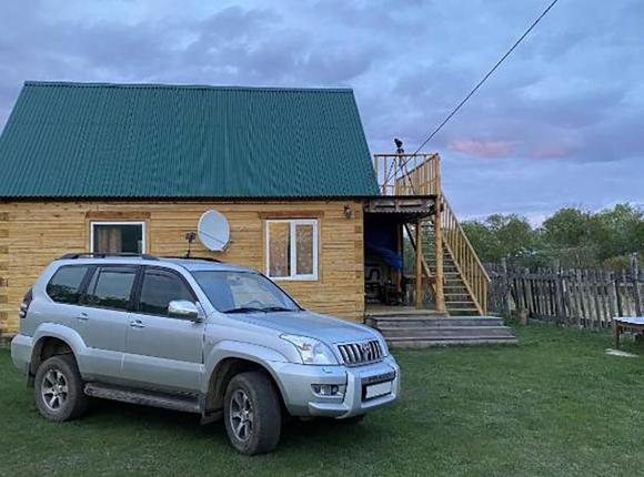 Уединённый домик на Байкале в Сарме, Сарма
