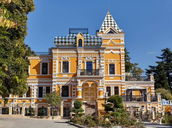Бутик-отель «Усадьба Хлудова», Сочи